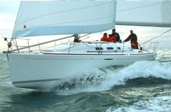 Beneteau Sailboats First 407 Cruising Sailboat Boat