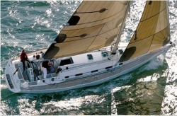 Beneteau Sailboats First 447 Cruising Sailboat Boat