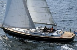 Beneteau Sailboats Beneteau 57 Cruising Sailboat Boat