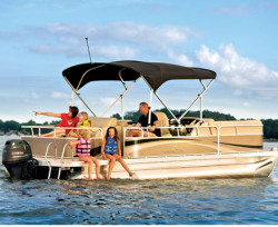2014 - Bennington Boats - 22 SSLX