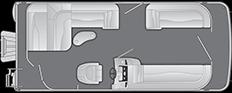 2021 - Bennington Boats - 21 SL