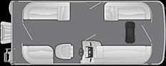 2021 - Bennington Boats - 21 SSR