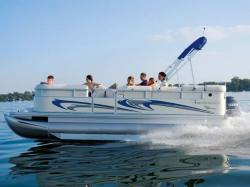Bennington Boats - 2075GL