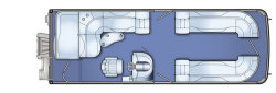 2009 - Bennington Boats - 2574RLi