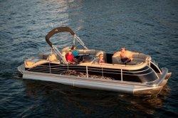 2011 - Bennington Boats - 2575 QCW OB