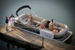 2011 - Bennington Boats - 2550 RCL