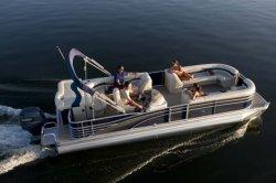 2011 - Bennington Boats - 2574 RLi