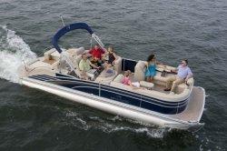 2011 - Bennington Boats - 2575 RCW IO