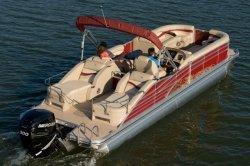 2011 - Bennington Boats -  2575 RCW OB