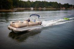 2011 - Bennington Boats - 24 SLi