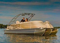 2012 - Bennington Boats - 2575 QCW