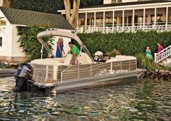 2012 - Bennington Boats - 2550 RCLC
