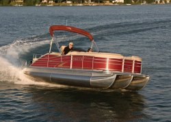 2012 - Bennington Boats - 2575 RCW Limited