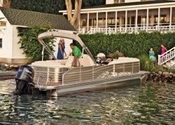 2013 - Bennington Boats - 2250 RCL
