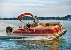 2013 - Bennington Boats - 2275 RCW Closed Stern