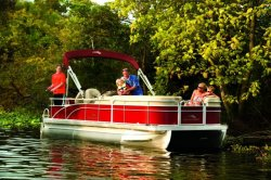 2013 - Bennington Boats - 22 SSX