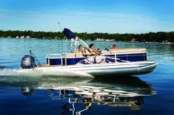 2013 - Bennington Boats - 24 SSLX
