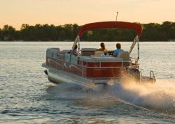 2014 - Bennington Boats - 24 SLX3