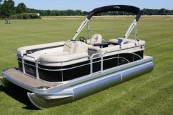 2014 - Bennington Boats - 20 SLMX