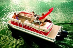 2015 - Bennington Boats - 21 SLX