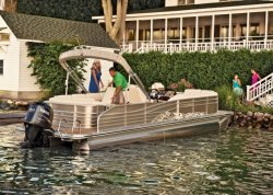 2015 - Bennington Boats - 2350 RCL