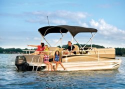 2015 - Bennington Boats - 24 SSLX