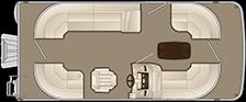 2018 - Bennington Boats - 20 SSRCX