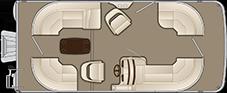 2018 - Bennington Boats - 20 SSRXP