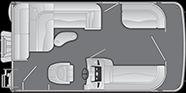 2020 - Bennington Boats - 16 SL