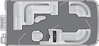 2020 - Bennington Boats - 18 SLXP