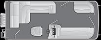 2020 - Bennington Boats - 208 SL