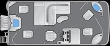 2020 - Bennington Boats - 20 SFXP