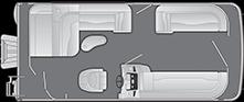 2020 - Bennington Boats - 20 SLL