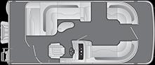 2020 - Bennington Boats - 20 SLXP