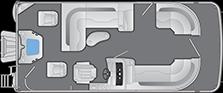2020 - Bennington Boats - 20 SSNPXP