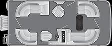 2020 - Bennington Boats - 20 SSRXP