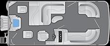 2020 - Bennington Boats - 20 SSXP