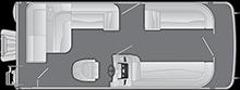 2020 - Bennington Boats - 218 SL