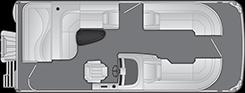 2020 - Bennington Boats - 21 GL