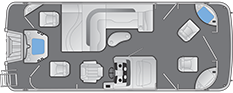 2020 - Bennington Boats - 21 SFXAPGP