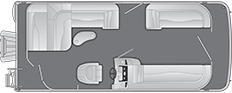 2020 - Bennington Boats - 21 SL
