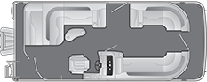 2020 - Bennington Boats - 21 SLXP