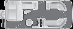 2020 - Bennington Boats - 21 SSBXP