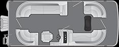 2020 - Bennington Boats - 21 SSRCXP