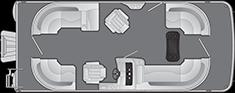 2020 - Bennington Boats - 21 SSRXP