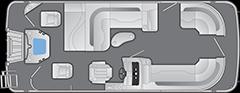 2020 - Bennington Boats - 21 SSXAPGP