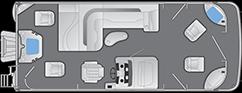 2020 - Bennington Boats - 22 SFXP