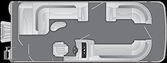 2020 - Bennington Boats - 22 SLXP