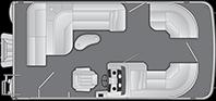 2021 - Bennington Boats - 18 SLX
