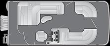 2021 - Bennington Boats - 20 SLMX